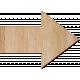 Lake District Wood- Large Arrow