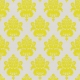 Lake District- Damask Paper- Strong Yellow