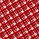 Winter Plaid- Red Plaid Paper- Diagonal