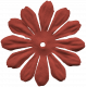 Venice Flower- Maroon