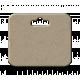 Chipboard Tag- Belgium