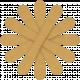 Egypt Flowers- Medium Brown