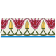 Egypt- Flower Washi Tape