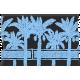 Egypt- Tree Washi Tape