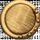 Egypt- Vintage Button