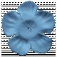 DSA Feb 2014- Blue Flower