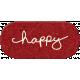 DST Feb 2014- Happy Label