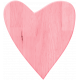 Be Mine- Light Pink Heart