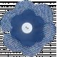 Oceanside Flower- Layered