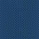 Oceanside- Polka Dot Paper- Navy