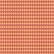 DSA Jan Blog Train Paper- Orange & Red Large Quatrefoil