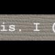 Coastal Label Ribbon- I Heart This