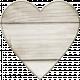 Coastal Heart Wooden