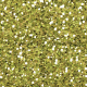 Lime Glitter- Earth Day