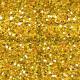 Yellow Glitter- Where Flowers Bloom