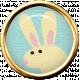 Garden Bunny- Bunny Brad