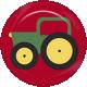 At The Farm Brad- Tractor