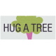 Earth Day- Hug A Tree Label