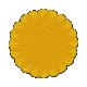 Tissue Paper Flower 2- Yellow