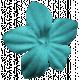Lilies- Blue Flower