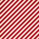 Stripes 94 - Red & White