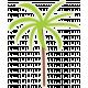 Palm Tree Sticker- Mexico