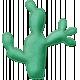 Felt Cactus 02- Mexico