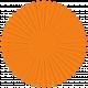 Paper Flower 14- Orange