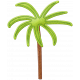 Felt Palm Tree- Mexico