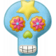 Felt Skull 03- Mexico