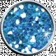Blue Glitter Brad 05b- Mexico