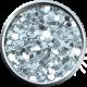 Light Blue Glitter Brad 05b- Mexico