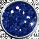 Royal Blue Glitter Brad 05b- Mexico