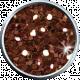 Brown Glitter Brad 05b- Mexico