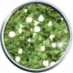 Light Green Glitter Brad 05b- Mexico