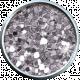 Light Purple Glitter Brad 05b- Mexico