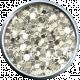 White Glitter Brad 05b- Mexico