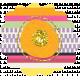 Glitter Flower Set 022m- Mexico