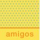 Mexico Labels- Amigos (Boy Friends)