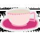 Sticker 8- Tea Cup