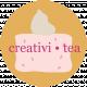 Word Art 5- Tea Cup