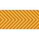 Fat Ribbon- Chevron 01- Orange