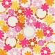 Floral Paper- Boo!