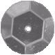 Boo! Sequin- Gray 2