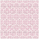 Geometric 22- Glitter Transparency- Pink