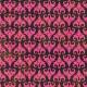 Damask 20- Pink & Black