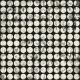 Polka Dots 02- Black & White