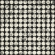 Polka Dots 02- Black & White