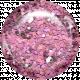 Boo! Glitter Brad- Pink 3
