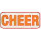 World Cup Label- Cheer